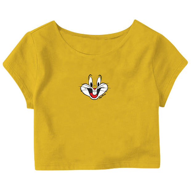 Bugs Bunny Crop Top