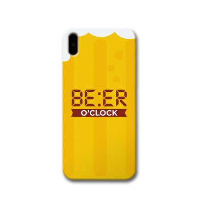 Beer O' Clock Apple iPhone X Case