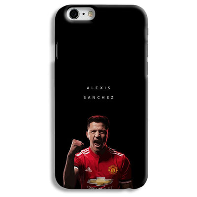 Alexis Sanchez iPhone 6 Case