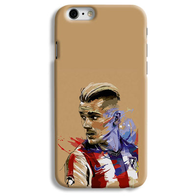 Antoine Greiezmann iPhone 6 Case