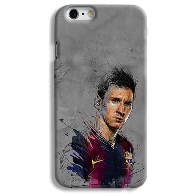 Messi Grey iPhone 6 Case