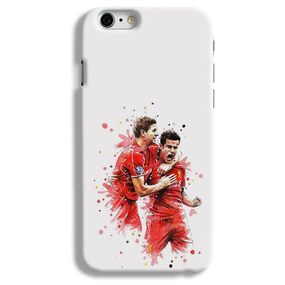 Liverpool F.C. iPhone 6 Case