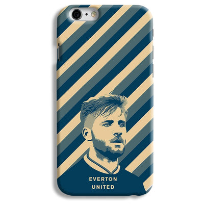 EVERTON UNITED iPhone 6 Case