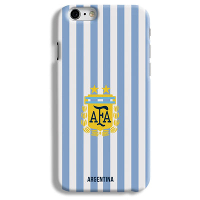 Argentina iPhone 6 Case
