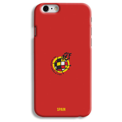 Spain iPhone 6 Case