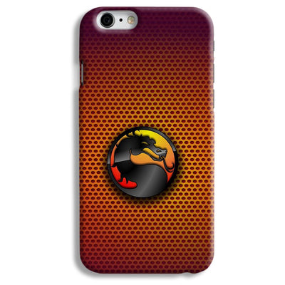 Mortal Kombat iPhone 6 Case