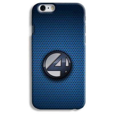 Fantastic 4 iPhone 6 Case