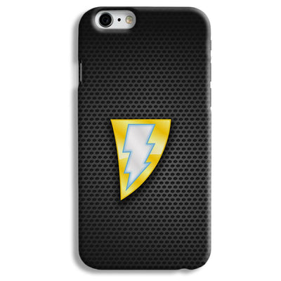 Black Adam iPhone 6 Case