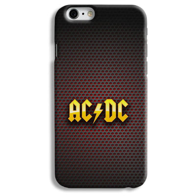 AC/DC iPhone 6 Case