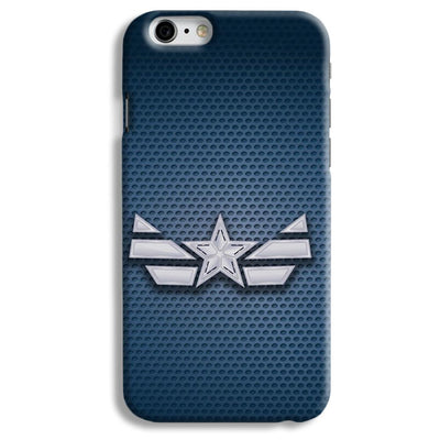 Captain America Costume iPhone 6 Case