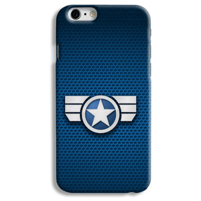 Captain America Secret Avengers iPhone 6 Case