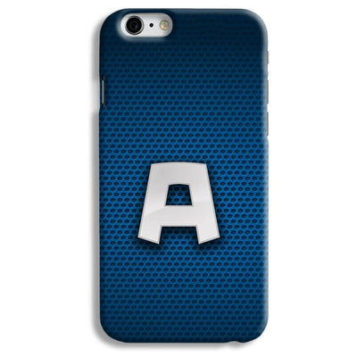 Captain America Comix iPhone 6 Case