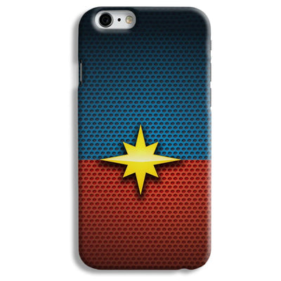 Captain Marvel iPhone 6 Case