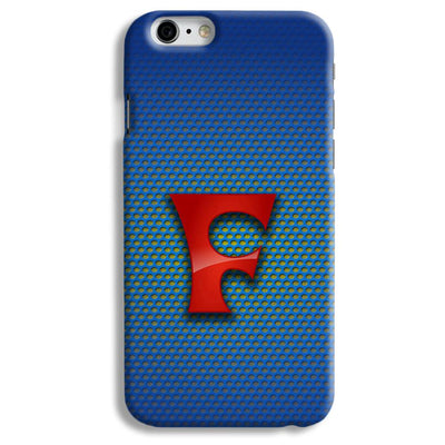 Blue Falcon iPhone 6 Case