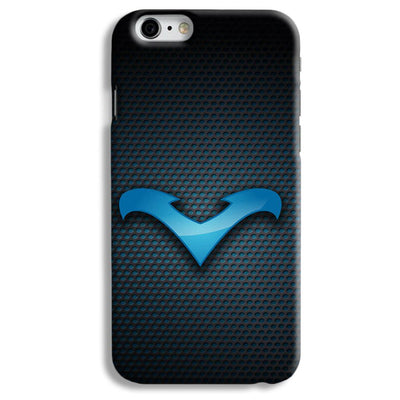 Nightwing Blue iPhone 6 Case