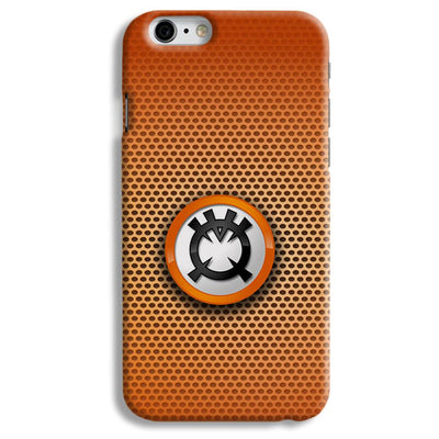 Orange Lantern iPhone 6 Case