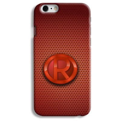 Red Arrow iPhone 6 Case