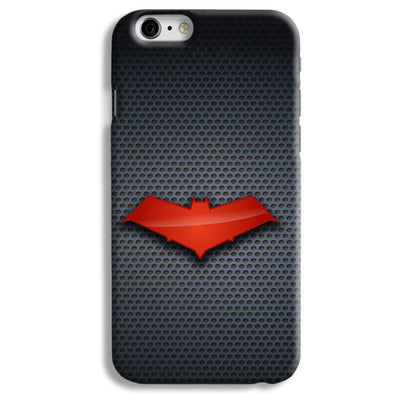 Red Hood Batman iPhone 6 Case