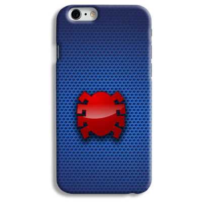 Spider Man Comix iPhone 6 Case