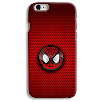 Spider Man Logo iPhone 6 Case