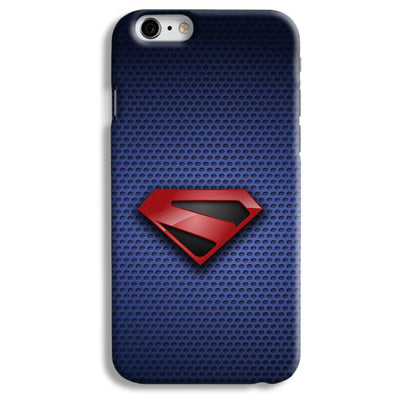 Superman Blue iPhone 6 Case