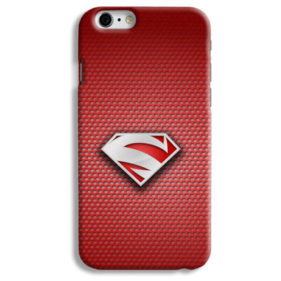 Superman Red iPhone 6 Case