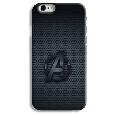 Avenger Grey iPhone 6 Case
