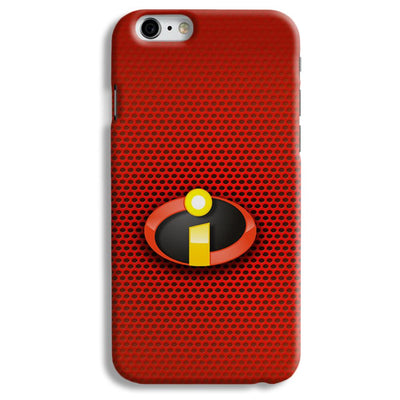 The Incredibles iPhone 6 Case