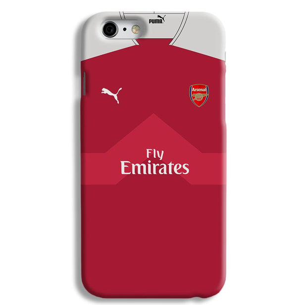 Arsenal F.C. Jersey iPhone 6 Case