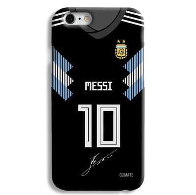 Messi (Argentina) Jersey iPhone 6 Case