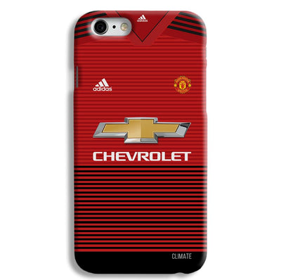 Manchester United Jersey iPhone 6 Case