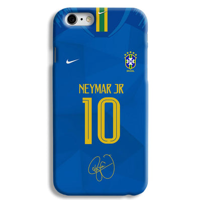 Neymar (Brazil) Jersey iPhone 6 Case