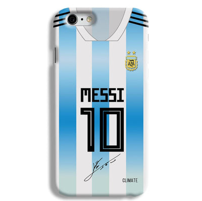 Messi Jersey iPhone 6 Case