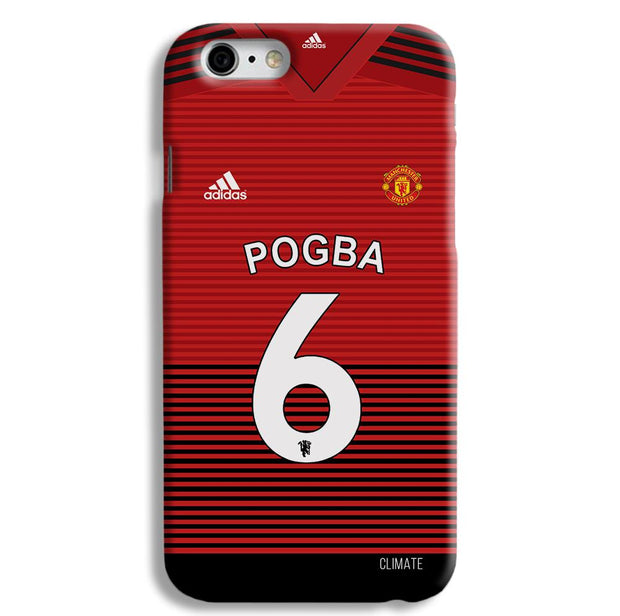 Pogba Jersey iPhone 6 Case