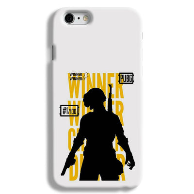 Pubg Winner Winner iPhone 6 Case