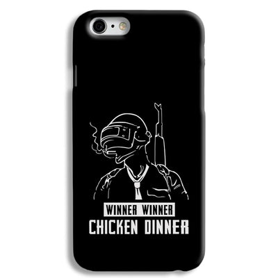 Pubg Winner iPhone 6 Case