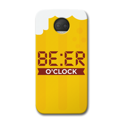 Beer O' Clock Moto G5s Plus Case