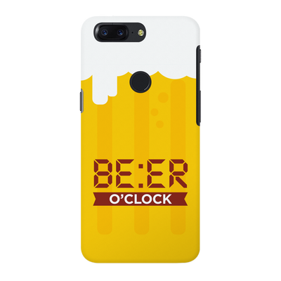 Beer O' Clock OnePlus 5T Case