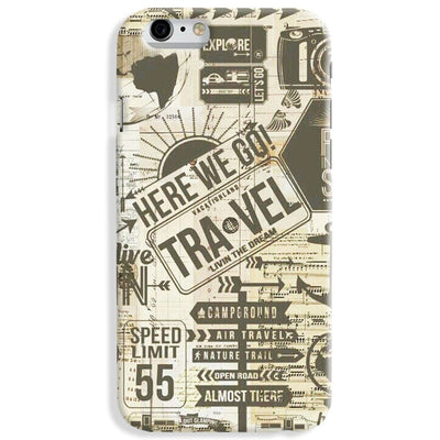 Here We Go iPhone 7 Case