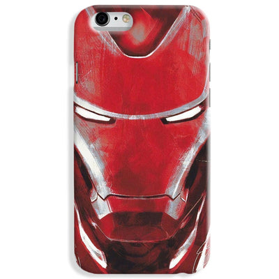 Ironman Charcoal Art iPhone 7 Case