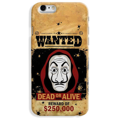Wanted Bella iPhone 7 Case