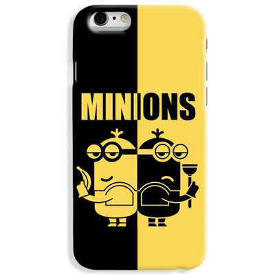 Simply Minions iPhone 7 Case