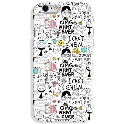 Margo Just Can't iPhone 7 Case