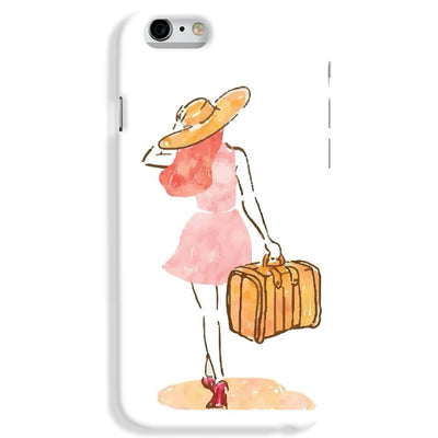 Go Solo iPhone 7 Case