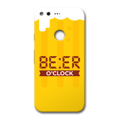 Beer O' Clock Google Pixel Case