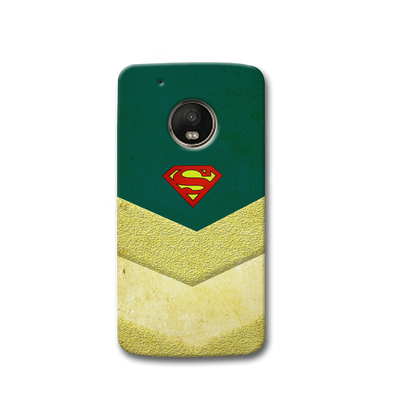 Super Girl Moto G5s Case