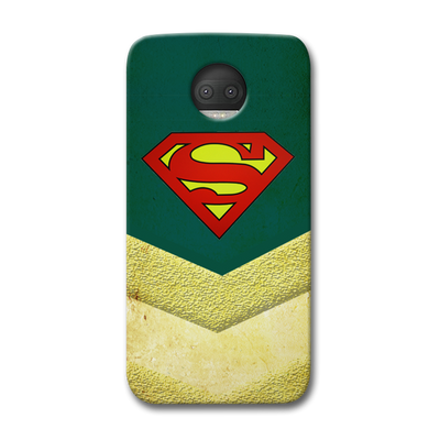 Super Girl Moto G5s Plus Case