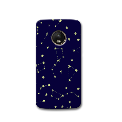 Constellation Blue Moto G5s Case
