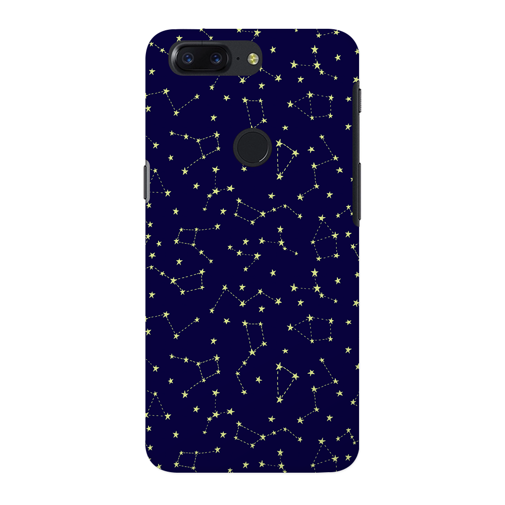 Constellation Blue OnePlus 5T Case