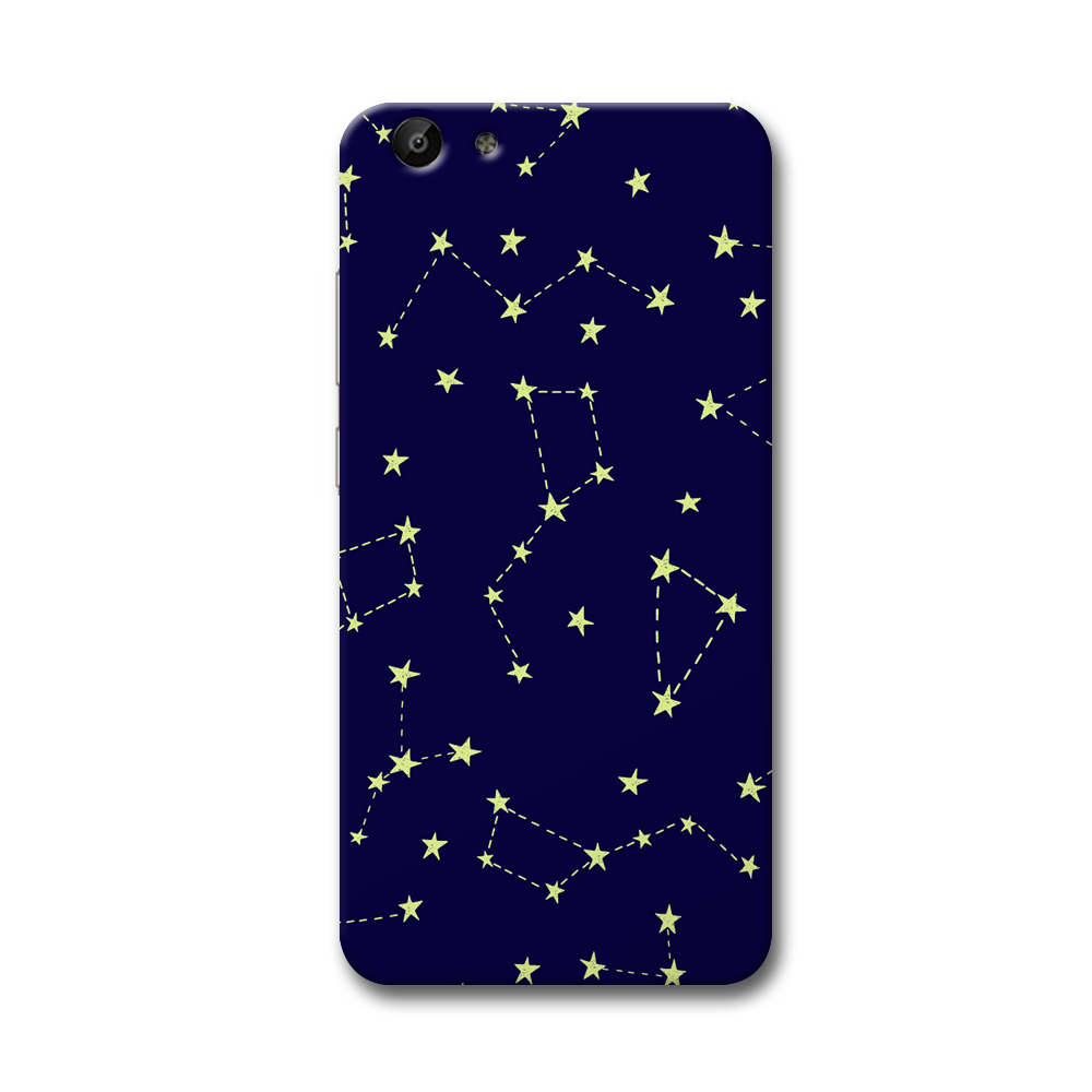 Constellation Blue Vivo Y69 Case